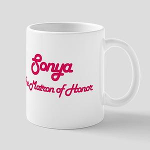 Sonya - Matron of Honor Mug