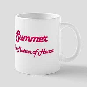 Summer - Matron of Honor Mug