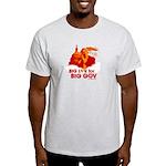 Obama Big Luv for Big Gov Light T-Shirt