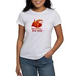 Obama Big Luv for Big Gov Women's T-Shirt
