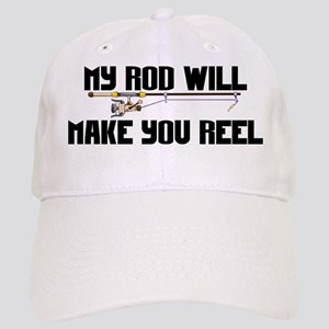 My Rod & Reel Cap