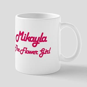 Mikayla - Flower Girl Mug