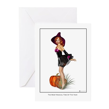 Do we really need a broom Greeting Cards (Pk of 10