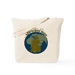 Earth Day 2009 Reusable Canvas Tote Bag