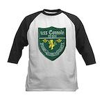 USS CONNOLE Kids Baseball Jersey
