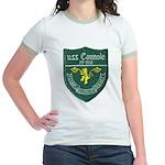 USS CONNOLE Jr. Ringer T-Shirt