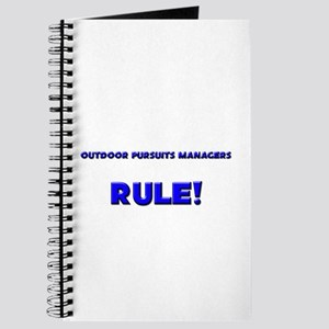 Outdoor Pursuits Managers Rule! Journal