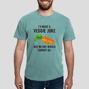 I'd Make A Veggie Joke White T-Shirt
