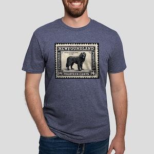 Vintage Newfoundland Postage T-Shirt