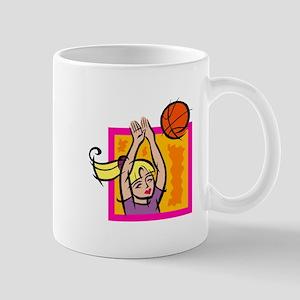 Blocked Shot Mug