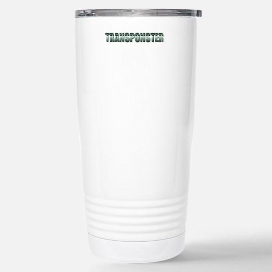 Transponster Stainless Steel Travel Mug