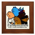 Furmentation Framed Tile
