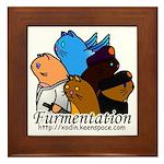 Furmentation Framed Tile
