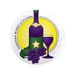 """Premier Wines 3.5"""" Button"""