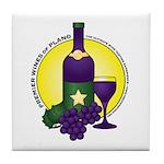 Premier Wines Tile Coaster