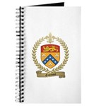GODBOUT Family Crest Journal