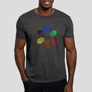 Celebrate Diversity Circle Dark T-Shirt