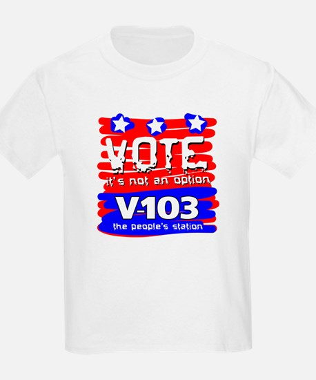 VOTE It's Not An Option T-Shirt