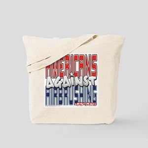 Americans Against Airbrushing Tote Bag