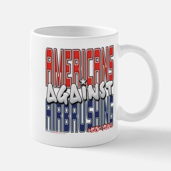 Americans Against Airbrushing Mug