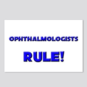 Ophthalmologists Rule! Postcards (Package of 8)