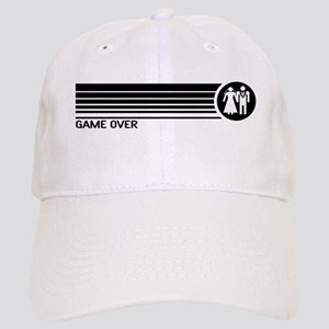 Game Over Wedding Cap