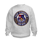 USS CONOLLY Kids Sweatshirt