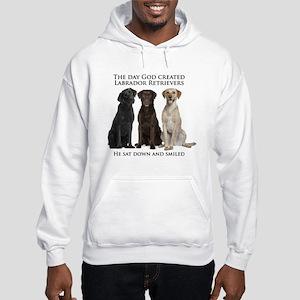 Creation of Labs Hoodie Sweatshirt