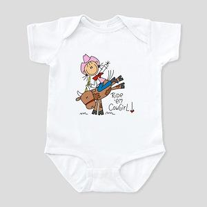 Ride Em Cowgirl Infant Bodysuit