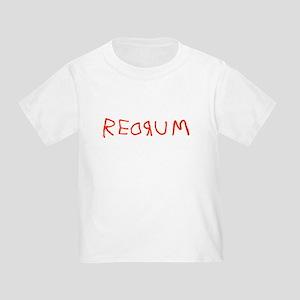 Redrum Toddler T-Shirt