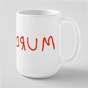 Redrum Large Mug