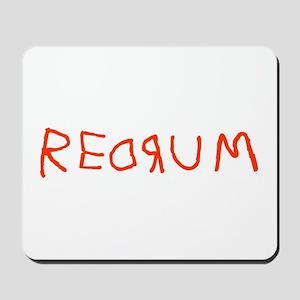 Redrum Mousepad