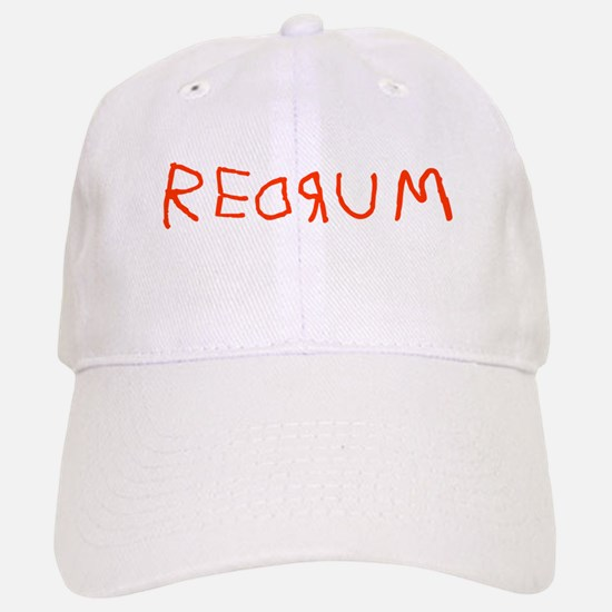 Redrum Baseball Baseball Cap