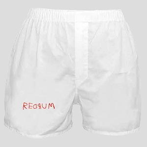 Redrum Boxer Shorts