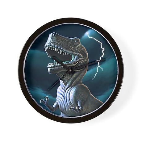 T-rex 3 Wall Clock