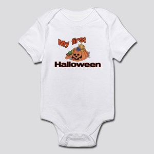 My First Halloween Infant Bodysuit