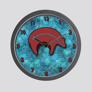 Bear Fetish Wall Clock