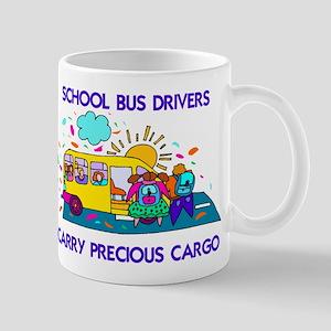 School Bus Drivers Carry Prec Mug