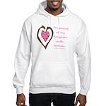 Daughter w/ Autism Hooded Sweatshirt