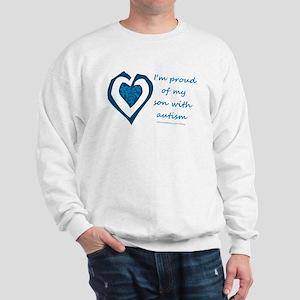 Son w/ Autism Sweatshirt