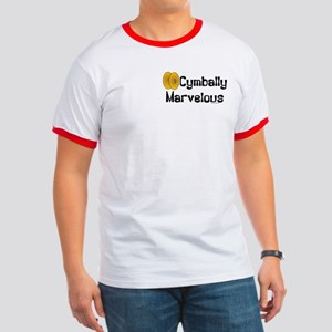 Cymbally Marvelous Ringer T