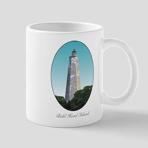 Bald Head Island Lighthouse Mug