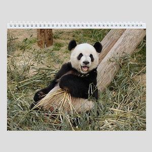 Panda M001 Wall Calendar