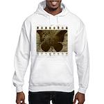 Vibrant Butterfly Art Sweatshirt