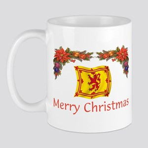 Scottish Merry Christmas 2 Mug