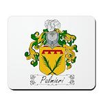Palmieri Family Crest Mousepad
