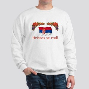 Serbia Hristos...2 Sweatshirt