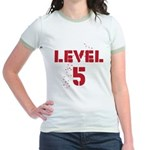 Level 5 Jr. Ringer T-Shirt