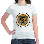 USS CONWAY Jr. Ringer T-Shirt