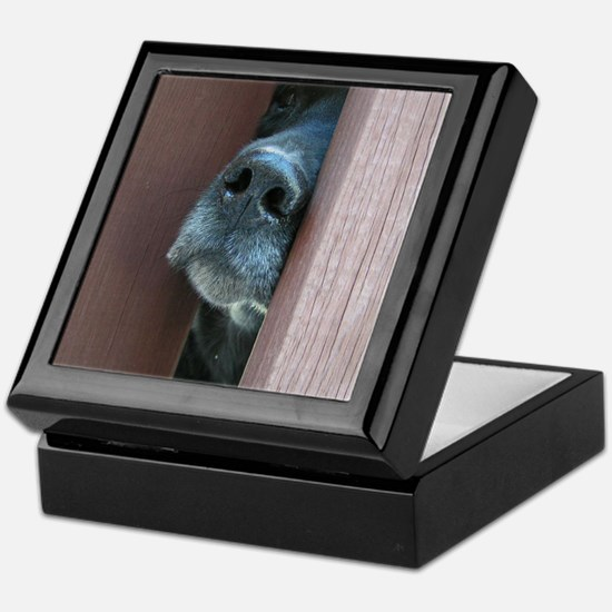 The Nose Knows Keepsake Box